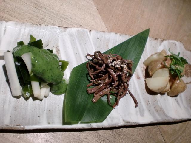 池尻おわんのブログ-皐月の旬菜2