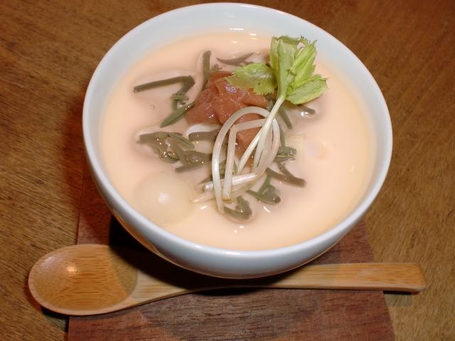 池尻おわんのブログ-紀州梅の茶碗