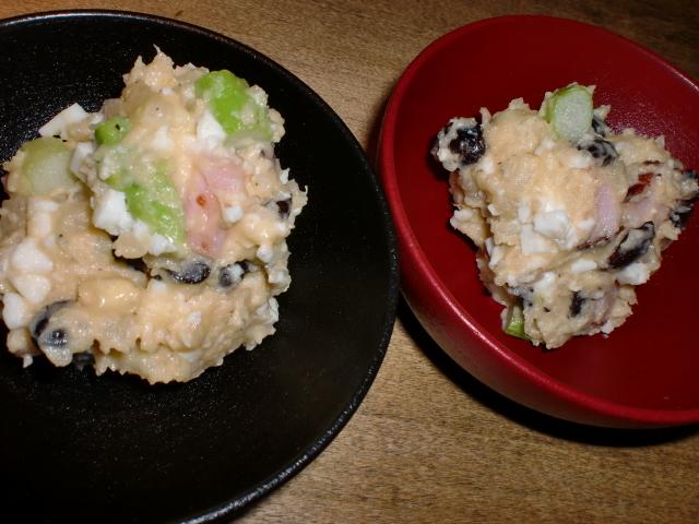 池尻おわんのブログ-ポテトサラダ